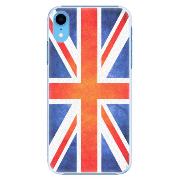 Plastové pouzdro iSaprio - UK Flag - iPhone XR