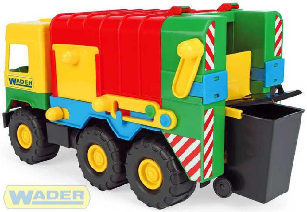 WADER Auto Popelář plastové STR 32001 (kuka vůz)