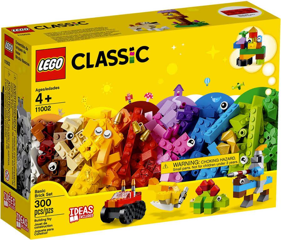 LEGO CLASSIC Základní sada kostek 11002