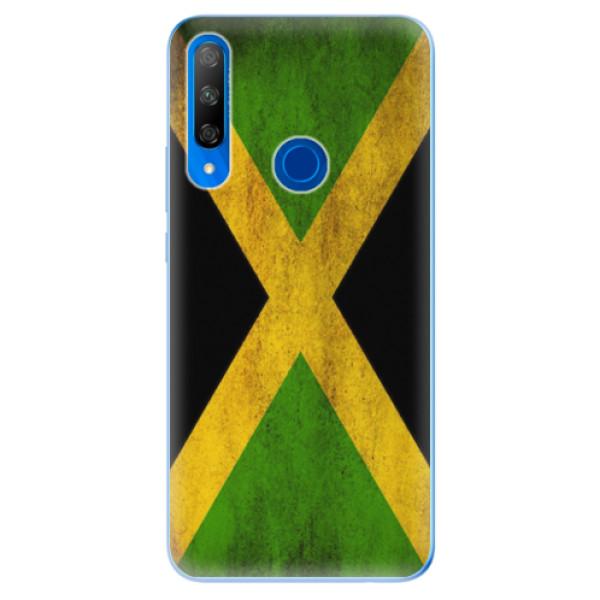 Odolné silikonové pouzdro iSaprio - Flag of Jamaica - Huawei Honor 9X