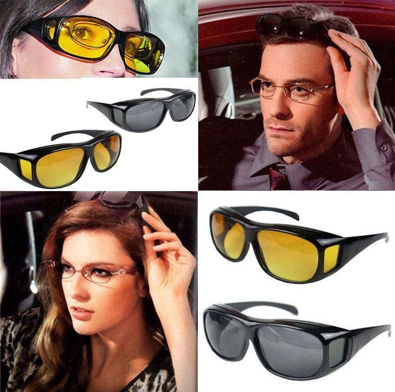 HD Vision brýle pro řidiče - 2 ks