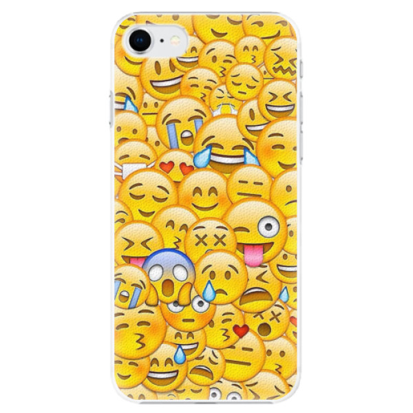 Plastové pouzdro iSaprio - Emoji - iPhone SE 2020