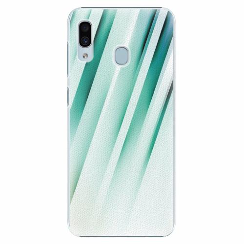 Plastový kryt iSaprio - Stripes of Glass - Samsung Galaxy A30