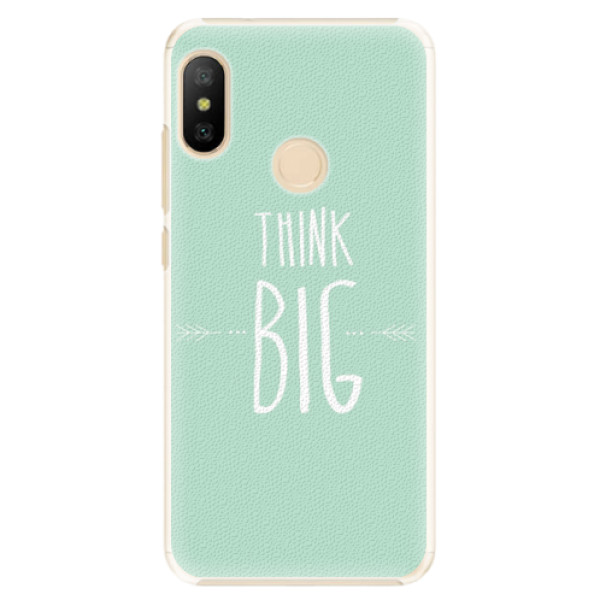 Plastové pouzdro iSaprio - Think Big - Xiaomi Mi A2 Lite