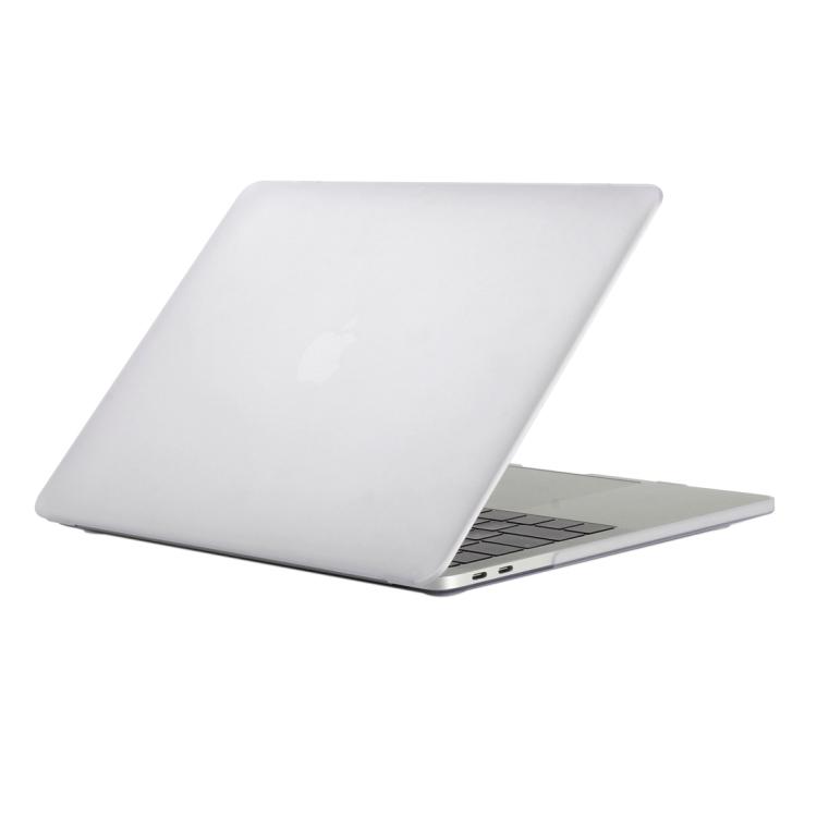 """Polykarbonátové pouzdro / kryt iSaprio pro MacBook Pro 15"""" (2016 - 2017) průhledné matné"""