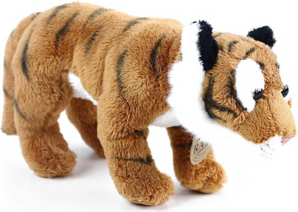 PLYŠ Tygr stojící 22 cm exkluzivní kolekce