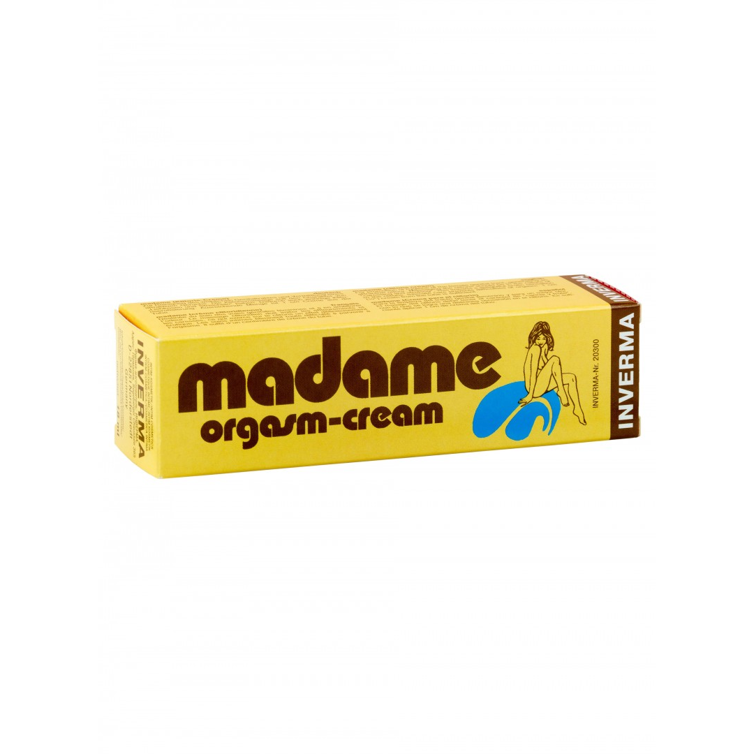 Madame Orgasmus cream