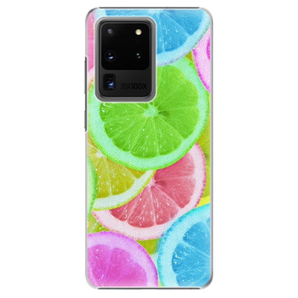 Plastové pouzdro iSaprio - Lemon 02 - Samsung Galaxy S20 Ultra
