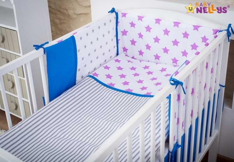 baby-nellys-mantinel-s-povlecenim-135x100cm-stars-be-love-c-7-135x100