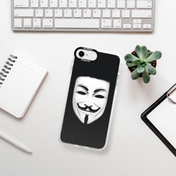 Silikonové pouzdro Bumper iSaprio - Vendeta - iPhone SE 2020