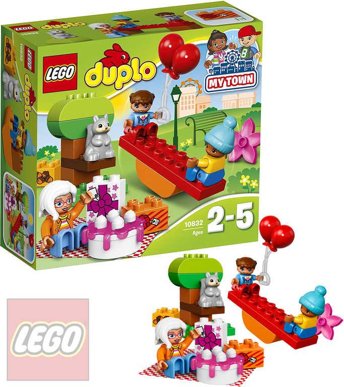 LEGO DUPLO Narozeninový piknik 10832 STAVEBNICE