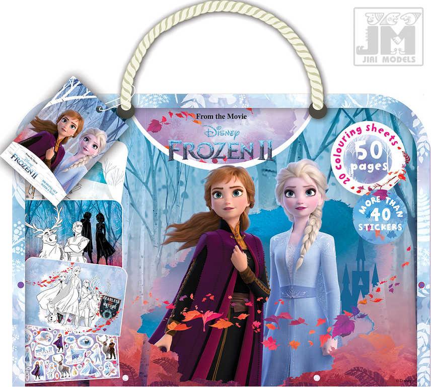 JIRI MODELS Blok s podložkou Frozen ;