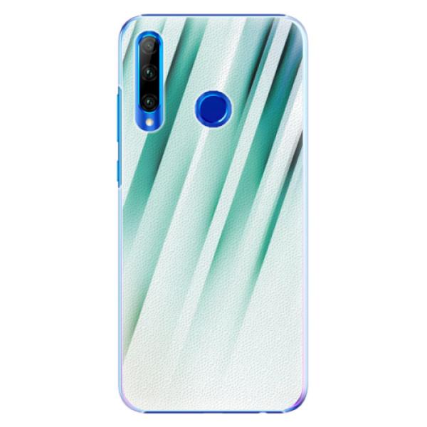 Plastové pouzdro iSaprio - Stripes of Glass - Huawei Honor 20 Lite