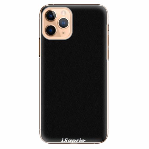 Plastový kryt iSaprio - 4Pure - černý - iPhone 11 Pro