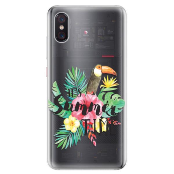 Odolné silikonové pouzdro iSaprio - Summer Time - Xiaomi Mi 8 Pro