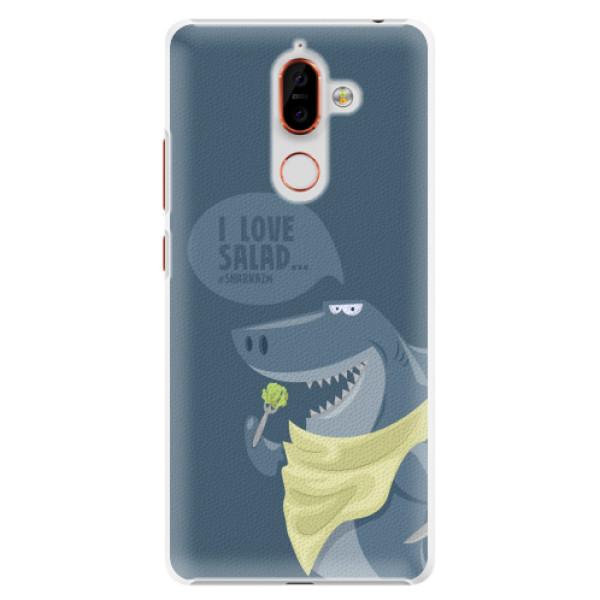Plastové pouzdro iSaprio - Love Salad - Nokia 7 Plus