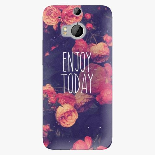 Plastový kryt iSaprio - Enjoy Today - HTC One M8
