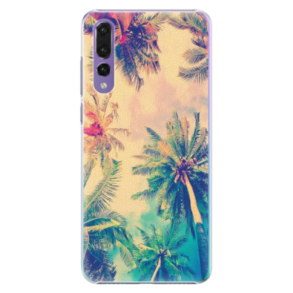 Plastové pouzdro iSaprio - Palm Beach - Huawei P20 Pro
