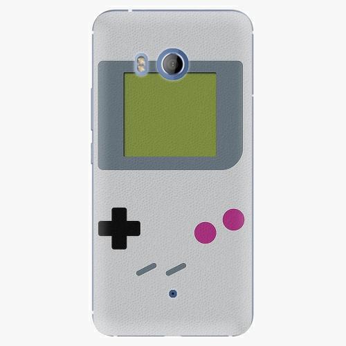 Plastový kryt iSaprio - The Game - HTC U11