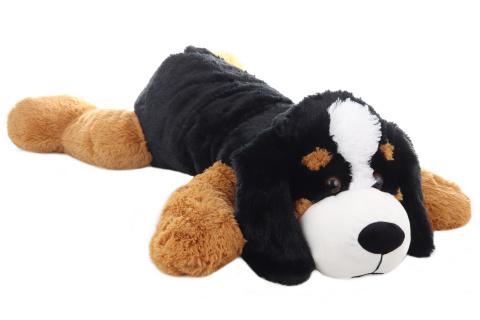Plyš Pes ležící 100 cm