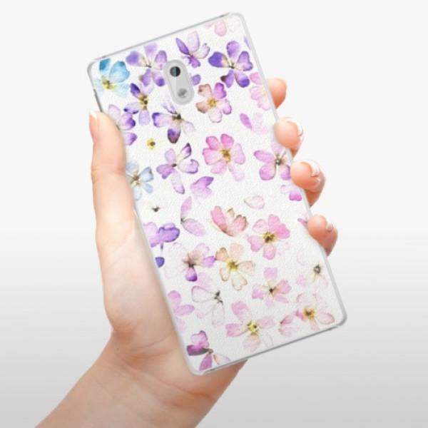 Plastové pouzdro iSaprio - Wildflowers - Nokia 3