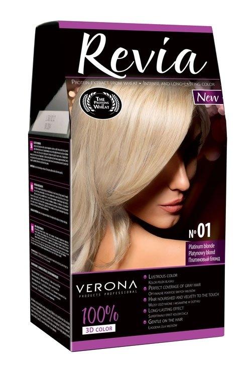 Barva na vlasy světlý blond 01