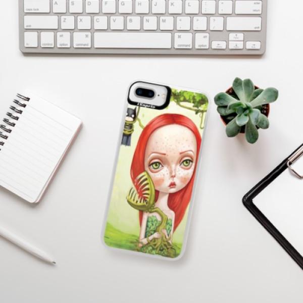 Neonové pouzdro Blue iSaprio - Poison - iPhone 7 Plus