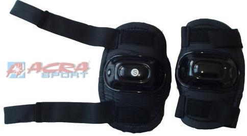 ACRA Chrániče kolen a loktů velikost S