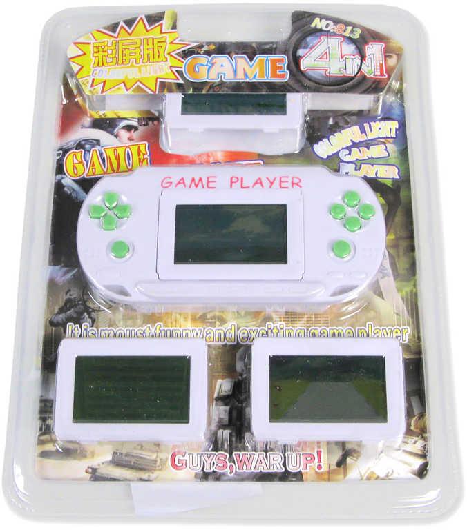 Hra elekronická 4 hry