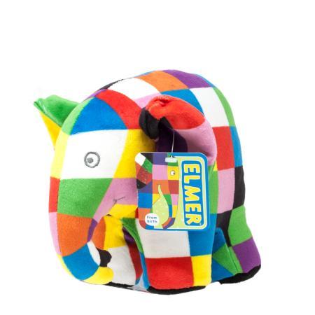 Rainbow Plyšová hračka slon Elmer