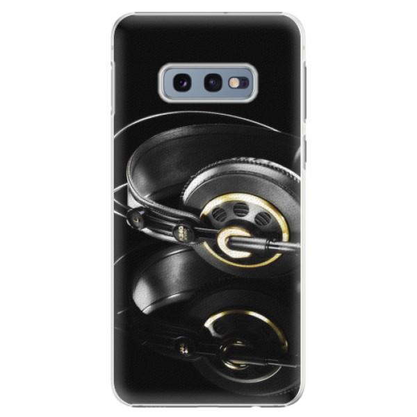 Plastové pouzdro iSaprio - Headphones 02 - Samsung Galaxy S10e