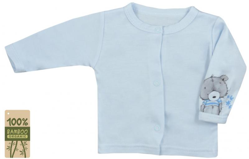 Koala Baby kabátek/košilka bambus Tommy