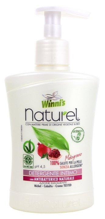 WINNIS Naturel intimní mýdlo s granátovým jablkem 250 ml