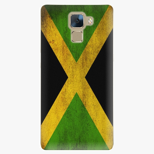 Plastový kryt iSaprio - Flag of Jamaica - Huawei Honor 7
