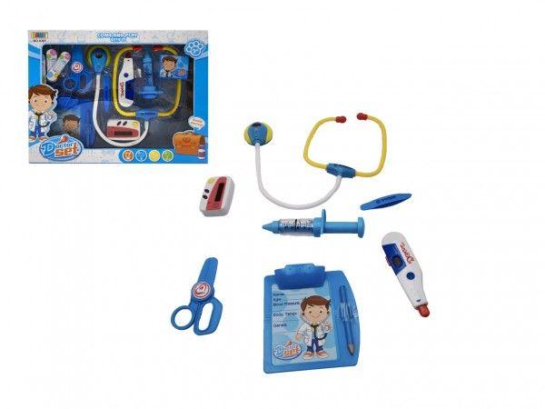 Dětská sada doktor/lékař, na baterie
