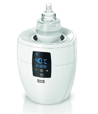 Ohřívač kojeneckých láhví 4v1 - bílý