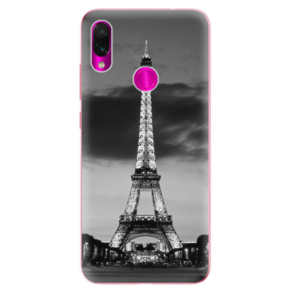 Odolné silikonové pouzdro iSaprio - Midnight in Paris - Xiaomi Redmi Note 7