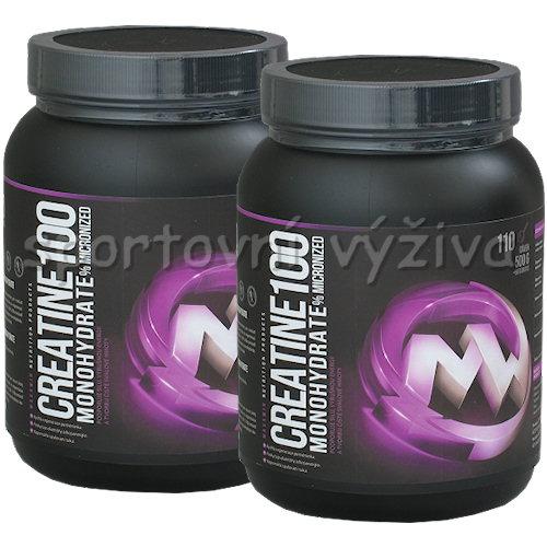 100% Micronized Creatine Monohydrate 1100g