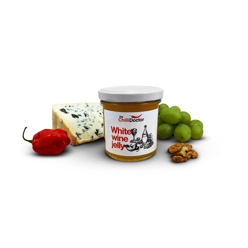 Vinné želé bílé s chilli 150 g