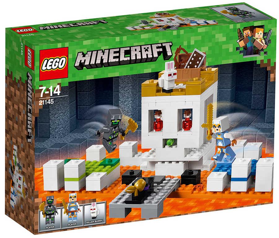LEGO MINECRAFT Bojová aréna 21145