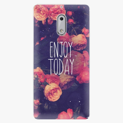 Plastový kryt iSaprio - Enjoy Today - Nokia 6