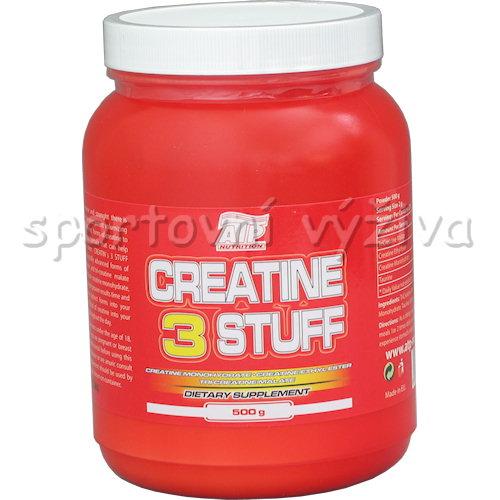 Creatine 3 Stuff 500g
