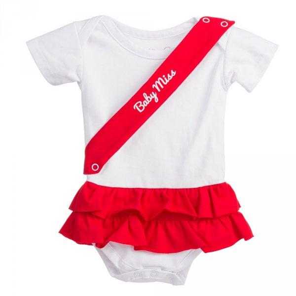 Dětské body Baby Miss - velikost