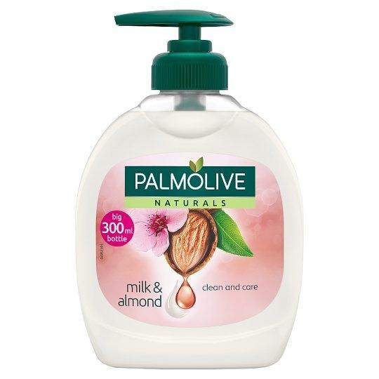 Naturals Nourishing Almond Milk tekuté mýdlo s výtažky z mandlí a aloe vera 300 ml