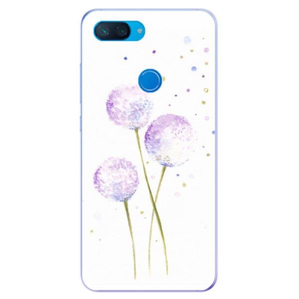 Odolné silikonové pouzdro iSaprio - Dandelion - Xiaomi Mi 8 Lite