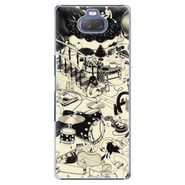 Plastové pouzdro iSaprio - Underground - Sony Xperia 10