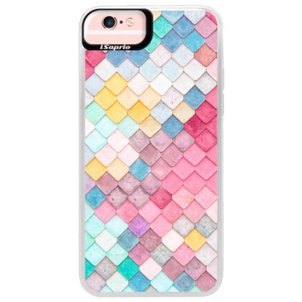 Neonové pouzdro Pink iSaprio - Roof - iPhone 6 Plus/6S Plus
