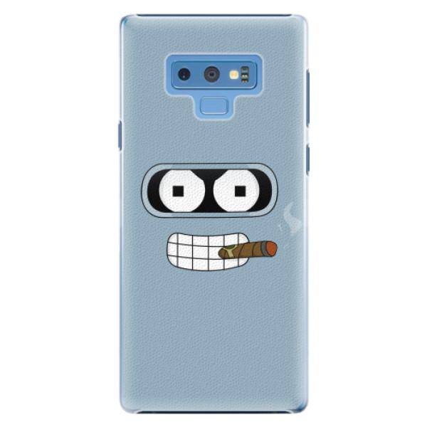 Plastové pouzdro iSaprio - Bender - Samsung Galaxy Note 9
