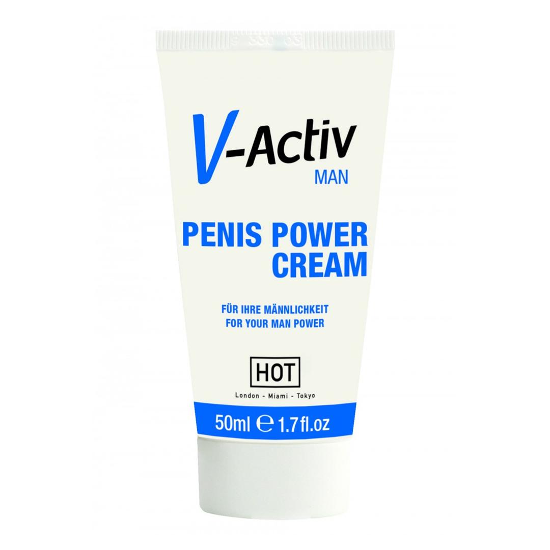 V-Activ Penis Power Creme pro muže