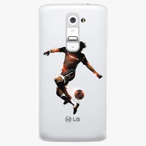 Plastový kryt iSaprio - Fotball 01 - LG G2 (D802B)